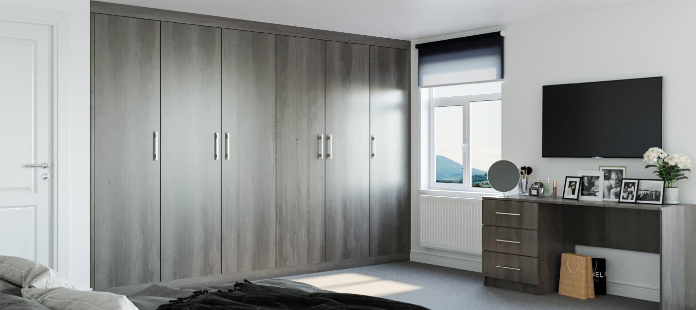 Get Your Fitted Wardrobes Quote