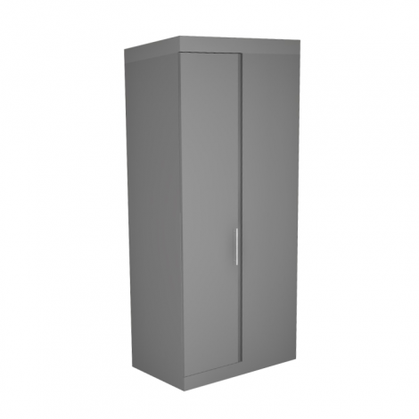 corner wardrobe unit