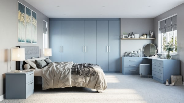 design your fitted wardrobe