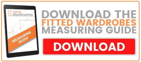fitted bedroom measuring guide