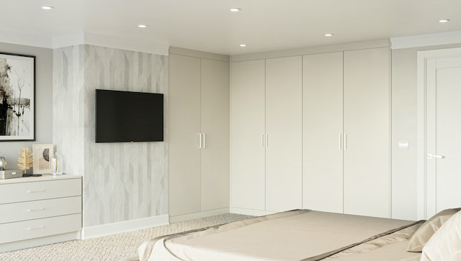 diy fitted wardrobes