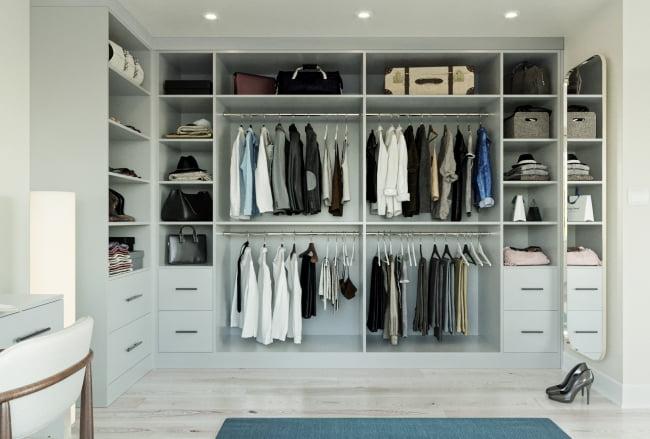 bespoke walk-in wardrobes